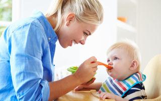 Введение прикорма у детей с пищевой аллергией